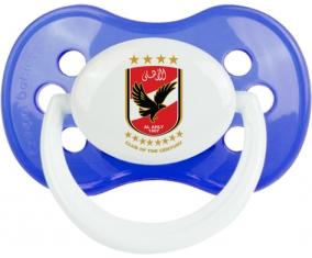 Al Ahly Sporting Club : Sucette Anatomique personnalisée