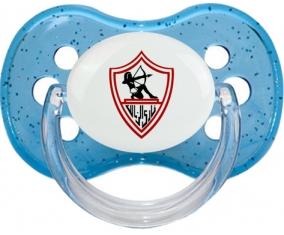 Zamalek Sporting Club Tétine Cerise Bleu à paillette