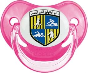 Arab Contractors Sporting Club Tétine Physiologique Rose classique