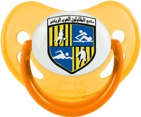 Arab Contractors Sporting Club Tétine Physiologique Jaune phosphorescente