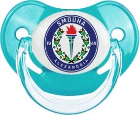 Smouha Sporting Club Tétine Physiologique Bleue classique