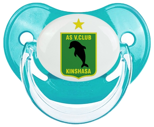 AS Vita Club Tétine Physiologique Bleue classique