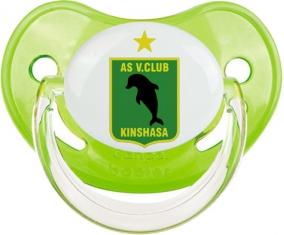 AS Vita Club Tétine Physiologique Vert classique