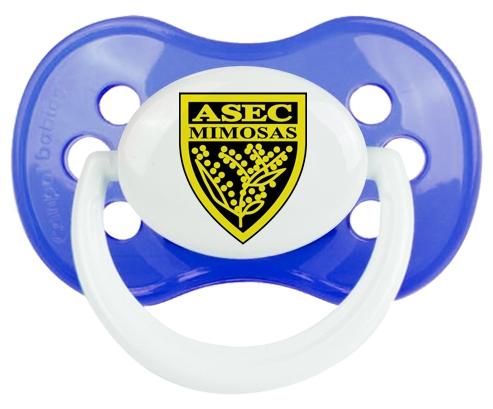 ASEC Mimosas Tétine Anatomique Bleu classique