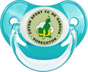 Coton Sport Football Club de Garoua Tétine Physiologique Bleue classique