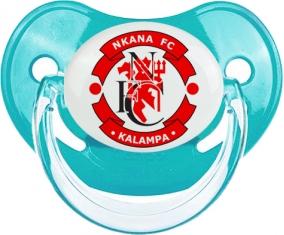 Nkana FC Kalampa Tétine Physiologique Bleue classique