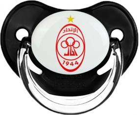 Al-Ittihad Tripoli Tétine Physiologique Noir classique