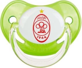Al-Ittihad Tripoli Tétine Physiologique Vert classique