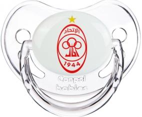 Al-Ittihad Tripoli Tétine Physiologique Transparent classique