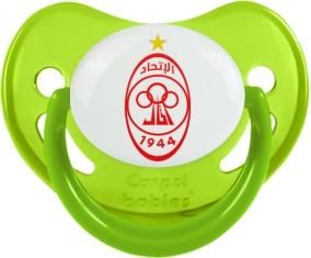 Al-Ittihad Tripoli Tétine Physiologique Vert phosphorescente