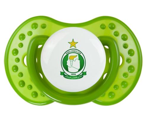 Al Ahli Sporting Club Tétine LOVI Dynamic Vert classique