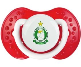 Al Ahli Sporting Club Tétine LOVI Dynamic Blanc-rouge classique