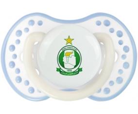 Al Ahli Sporting Club Tétine LOVI Dynamic Blanc-cyan classique