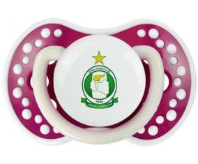Al Ahli Sporting Club Tétine LOVI Dynamic Fuchsia phosphorescente