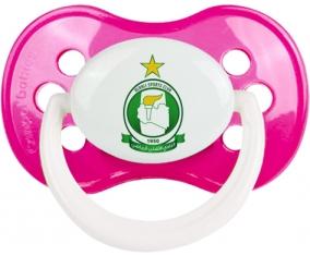 Al Ahli Sporting Club Sucette Anatomique Rose foncé classique