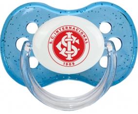 Sport Club Internacional Tétine Cerise Bleu à paillette