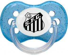 Santos Futebol Clube Tétine Cerise Bleu à paillette