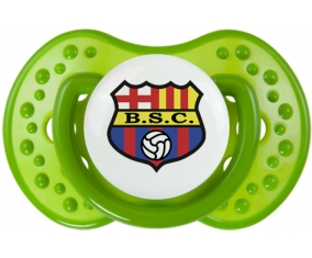 Barcelona Sporting Club Tétine LOVI Dynamic Vert classique