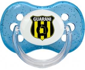Club Guaraní Tétine Cerise Bleu à paillette