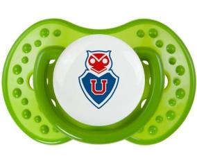 Club Universidad de Chile Tétine LOVI Dynamic Vert classique