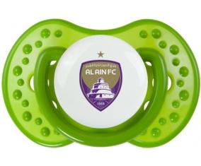 Al-Aïn Club United Arab Emirates Tétine LOVI Dynamic Vert classique