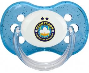 Pakhtakor Tachkent uzbekistan Tétine Cerise Bleu à paillette