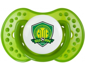 Beijing Sinobo Guoan Football Club China Tétine LOVI Dynamic Vert classique