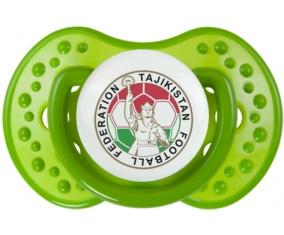 Tajikistan national football team Tétine LOVI Dynamic Vert classique