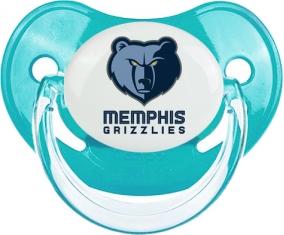 Memphis Grizzlies Tétine Physiologique Bleue classique