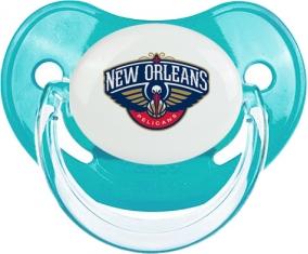 New Orleans Pelicans Tétine Physiologique Bleue classique