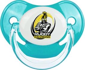 Rugby Calvisano Tétine Physiologique Bleue classique