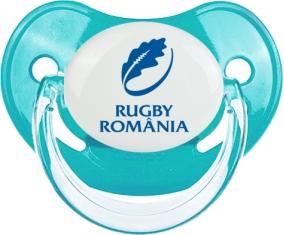 Romania Rugby XV Tétine Physiologique Bleue classique