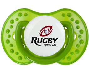 Portuagal Rugby XV Tétine LOVI Dynamic Vert classique