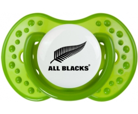 New Zealand Rugby XV Tétine LOVI Dynamic Vert classique
