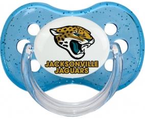 Jacksonville Jaguars Tétine Cerise Bleu à paillette