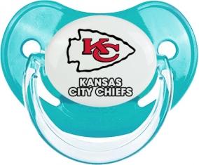 Kansas City Chiefs Tétine Physiologique Bleue classique