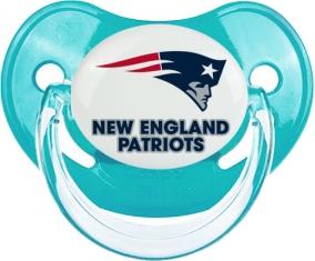 New England Patriots Tétine Physiologique Bleue classique