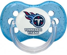 Tennessee Titans Tétine Cerise Bleu à paillette