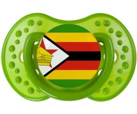 Drapeau Zimbabwe Tétine LOVI Dynamic Vert classique