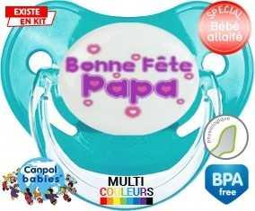 Bonne fête papa style2: Sucette Physiologique-su7.fr