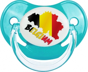 Belgium maps Tétine Physiologique Bleue classique
