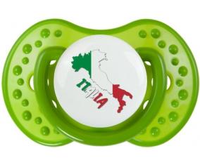 Italia maps Tétine LOVI Dynamic Vert classique
