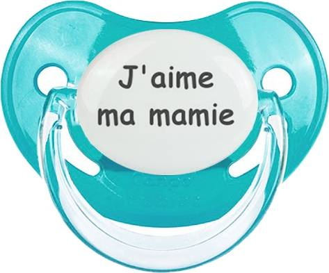 J'aime ma mamie: Sucette Physiologique-su7.fr