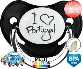 Originale i love portugal: Sucette Physiologique-su7.fr