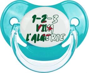 1 - 2 - 3 Viva L'algérie : Sucette Physiologique personnalisée