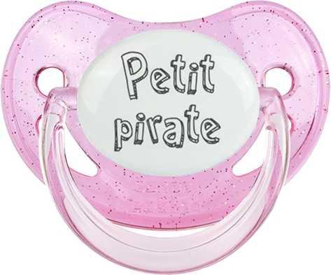 Petit pirate: Sucette Physiologique-su7.fr