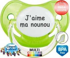 J'aime ma nounou: Sucette Physiologique-su7.fr