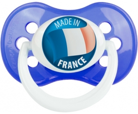 Made in France Bleu classique