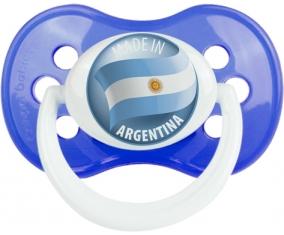 Made in ARGENTINA Bleu classique