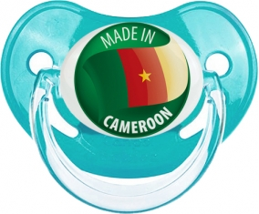 Made in CAMEROON Bleue classique